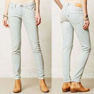 Levi's Made & Crafted Pins Skinny Jeans Sunbleach